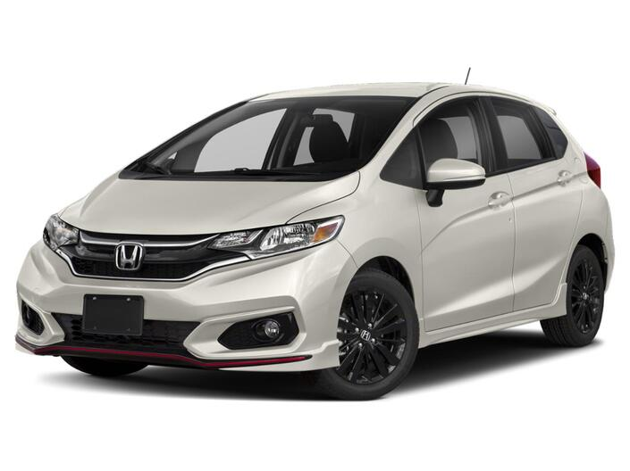 2020 Honda Fit Sport San Juan PR