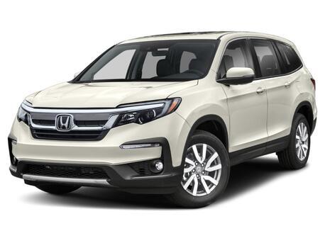 2020_Honda_Pilot_EX-L AWD ** Pohanka Certified 10 Year / 100,000  **_ Salisbury MD