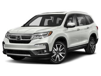 2020_Honda_Pilot_Touring_ Richmond KY