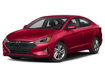 2020 Hyundai Elantra SEL **ONE OWNER**