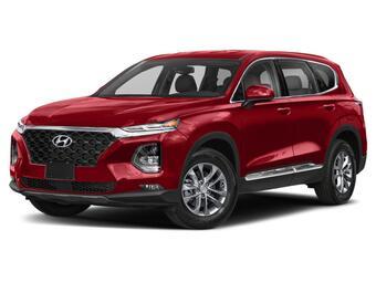 2020_Hyundai_Santa Fe_SE 2.4_ Richmond KY