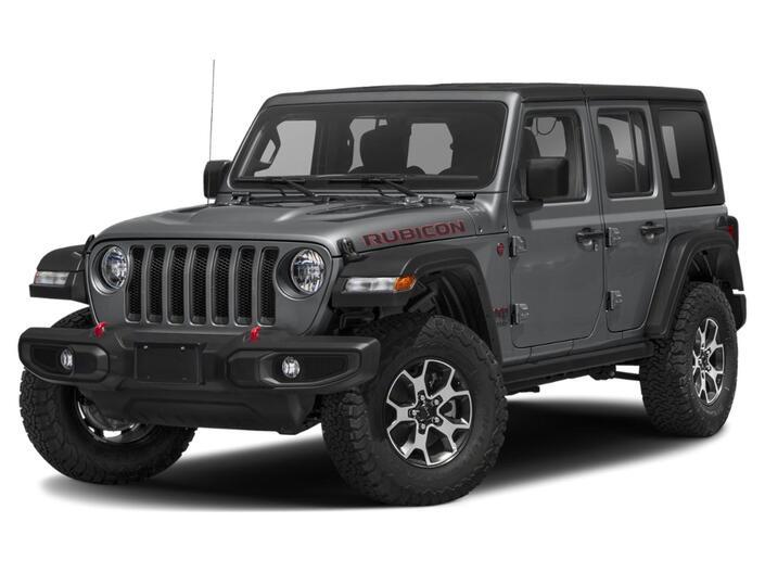 2020 Jeep Wrangler Unlimited Rubicon San Diego County CA