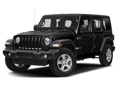 2020_Jeep_Wrangler_Unlimited Sport_ Salisbury MD