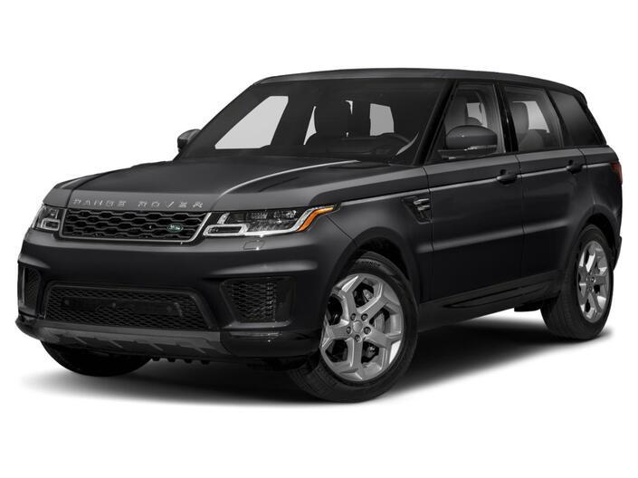 2020 Land Rover Range Rover Sport V8 Supercharged HSE Dynamic Appleton WI
