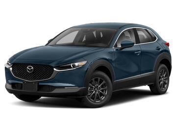 2020_Mazda_CX-30_S_ Santa Rosa CA