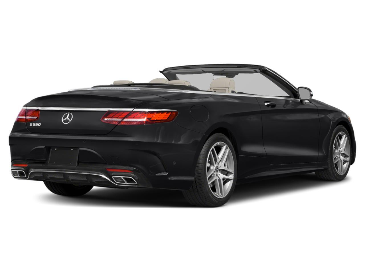 2020 Mercedes-Benz S-Class S 560 Cabriolet Seattle WA