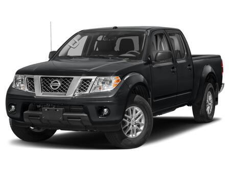 2020_Nissan_Frontier_SV_ Salisbury MD