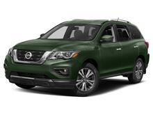 2020_Nissan_Pathfinder_SL 4WD_ Plano TX