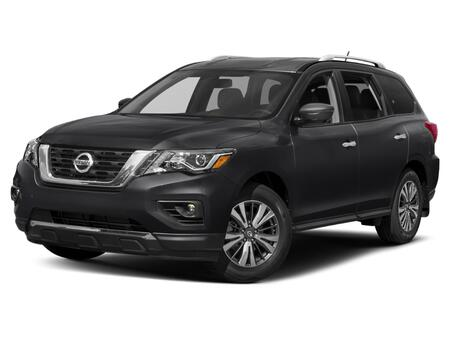 2020_Nissan_Pathfinder_SV Nissan Certified Pre-Owned_ Salisbury MD