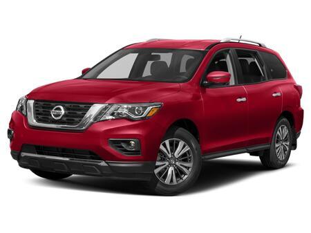 2020_Nissan_Pathfinder_SV_ Salisbury MD