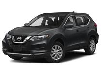 2020 Nissan Rogue S Nissan Certified Pre-Owned