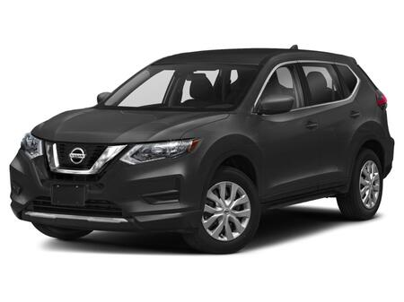2020_Nissan_Rogue_SV_ Salisbury MD