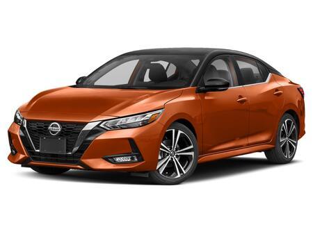 2020_Nissan_Sentra_SR_ Salisbury MD