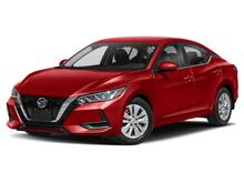 2020_Nissan_Sentra_SV_ Covington VA