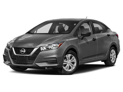 2020_Nissan_Versa_SV_ Peoria AZ