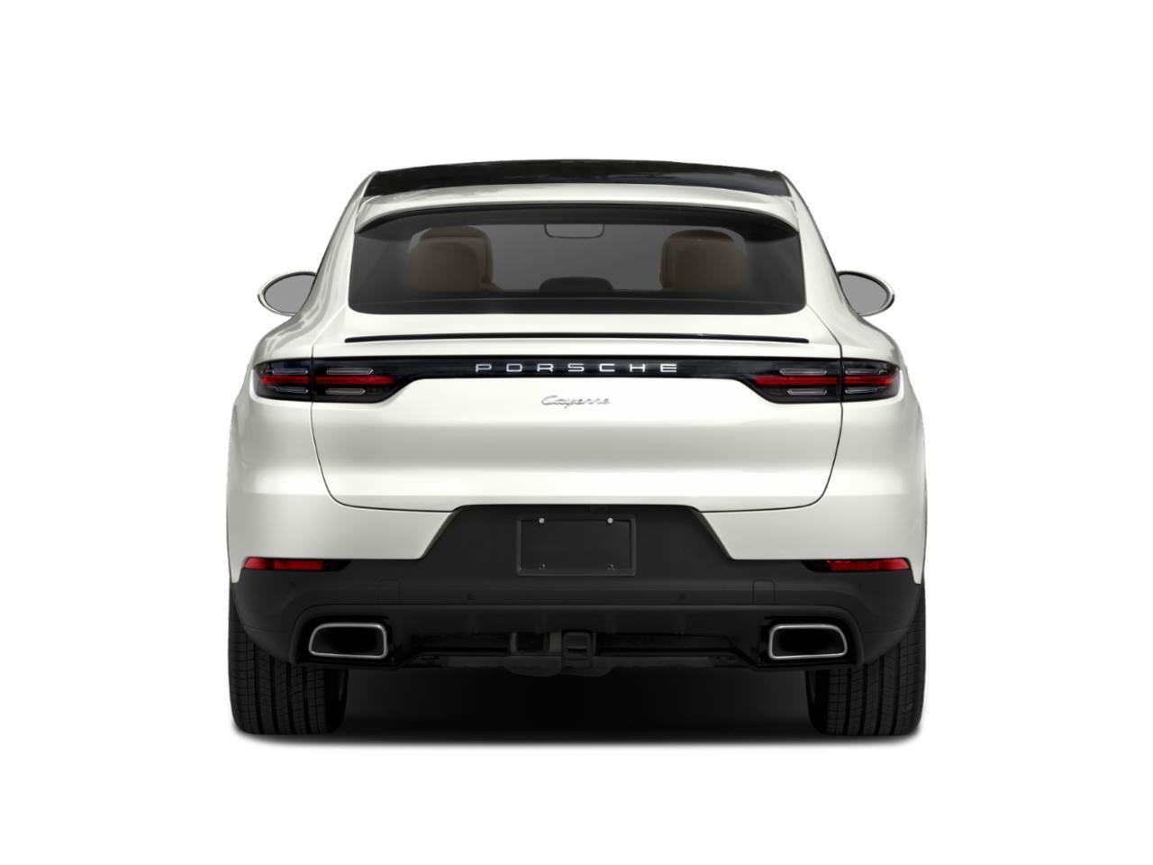 2020 Porsche Cayenne Coupe Turbo Colorado Springs CO