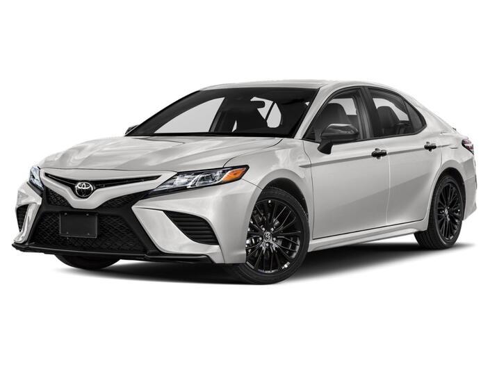 2020 Toyota Camry SE Nightshade Santa Rosa CA
