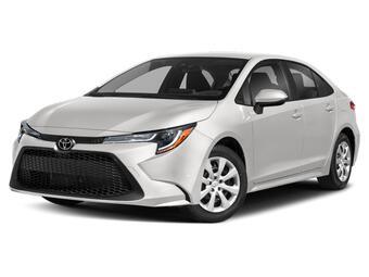 2020_Toyota_Corolla_LE_ Richmond KY