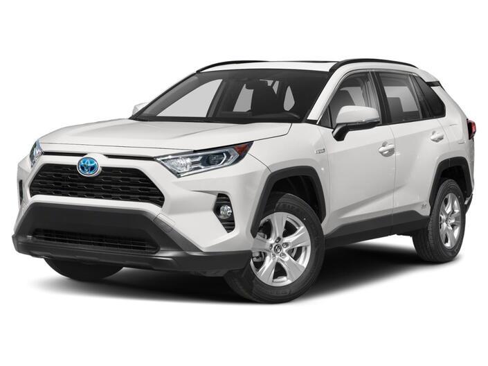2020 Toyota RAV4 Hybrid XLE Santa Rosa CA