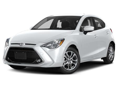 2020_Toyota_Yaris_LE_ Salisbury MD