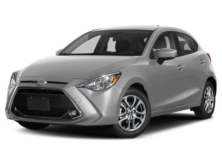 2020_Toyota_Yaris_XLE_ Salisbury MD