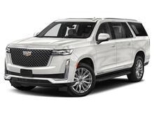 2021_Cadillac_Escalade ESV_Premium_ Roseville CA