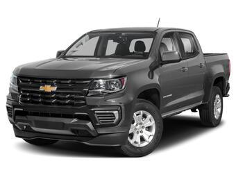 2021_Chevrolet_Colorado_Z71_ Richmond KY