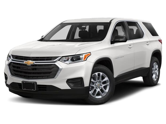 2021 Chevrolet Traverse LS Arecibo PR