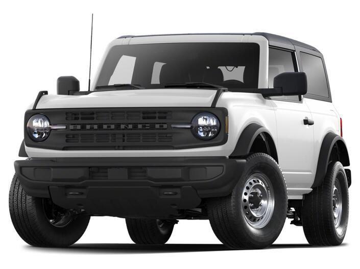 2021 Ford Bronco  San Diego County CA