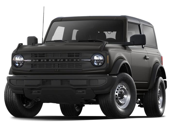 2021 Ford Bronco Big Bend *SASQUATCH* - INCOMING UNIT - DEAL PENDIN Calgary AB