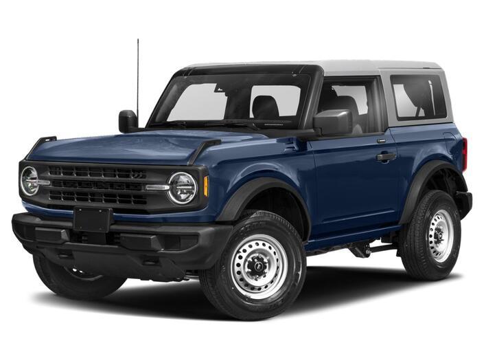 2021 Ford Bronco Outer Banks Advanced Santa Rosa CA