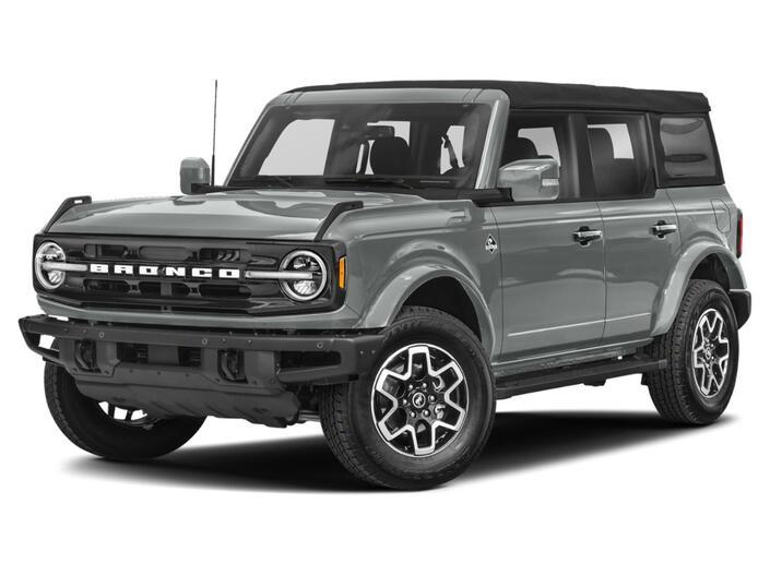 2021 Ford Bronco Outer Banks Advanced Arecibo PR