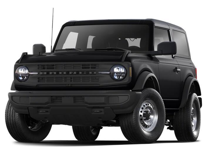 2021 Ford Bronco Outer Banks Calgary AB