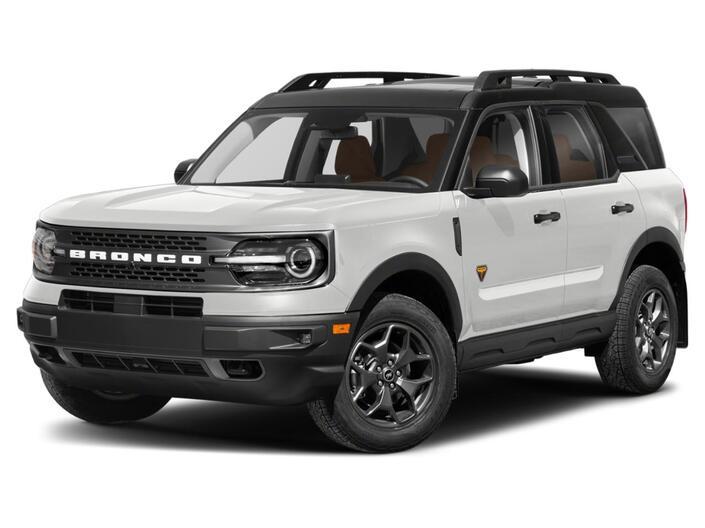 2021 Ford Bronco Sport BIGBEND Calgary AB
