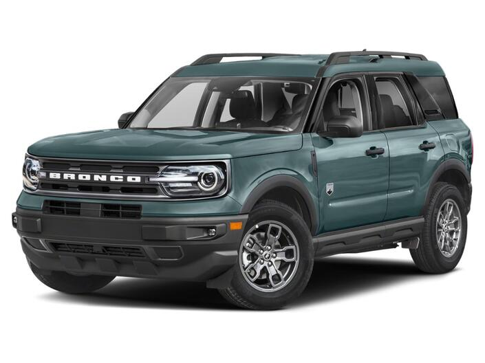 2021 Ford Bronco Sport Big Bend Calgary AB