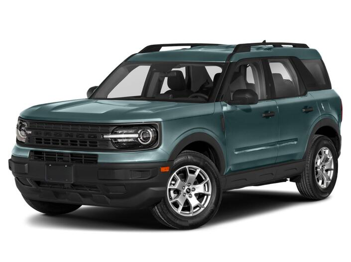 2021 Ford Bronco Sport First Edition Santa Rosa CA