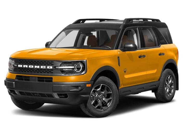 2021 Ford Bronco Sport First Edition San Diego County CA
