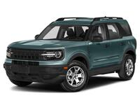 Ford Bronco Sport First Edition 2021