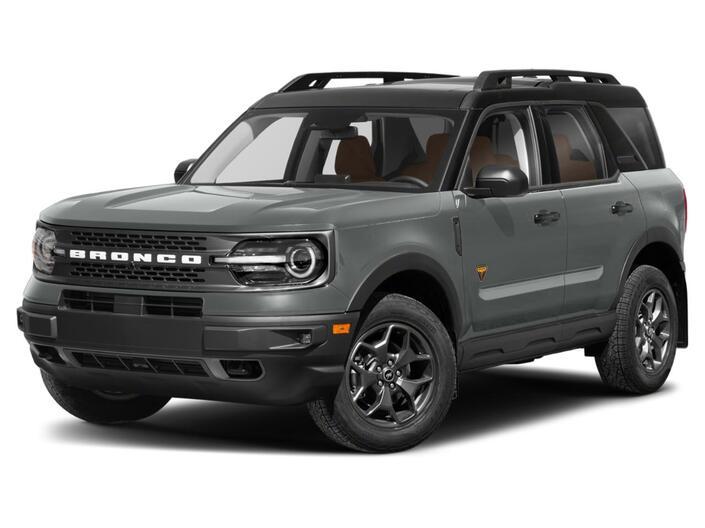2021 Ford Bronco Sport Outer Banks Santa Rosa CA