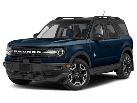 2021 Ford Bronco Sport Outer Banks Delray Beach FL