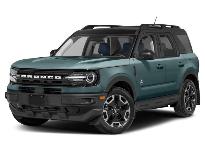 2021 Ford Bronco Sport Outer Banks Arecibo PR