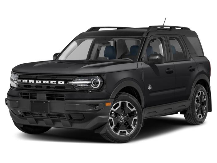 2021 Ford Bronco Sport Outer Banks San Diego County CA
