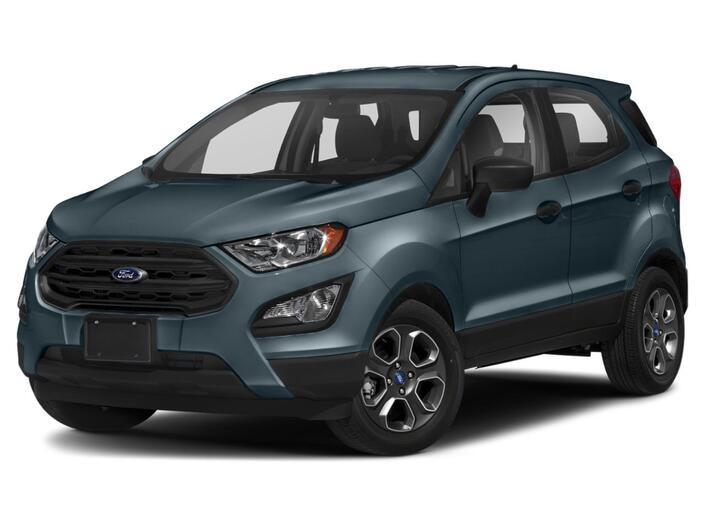 2021 Ford EcoSport S Arecibo PR