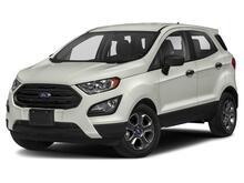 2021_Ford_EcoSport_S_ Roseville CA