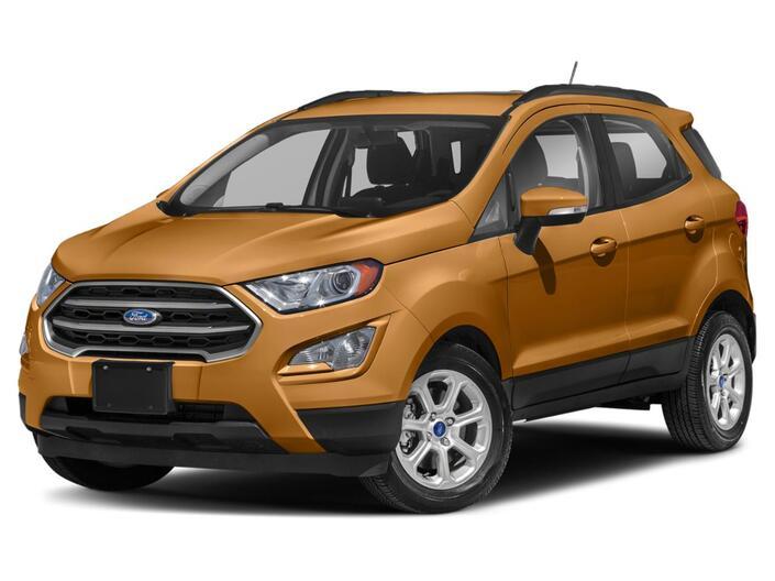 2021 Ford EcoSport SE Arecibo PR