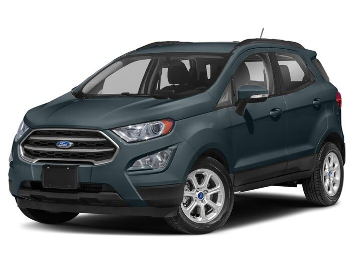 2021 Ford EcoSport SE Essex ON