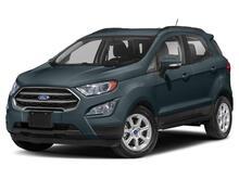 2021_Ford_EcoSport_SE_ Roseville CA