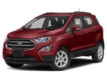 2021 Ford EcoSport SE South Burlington VT