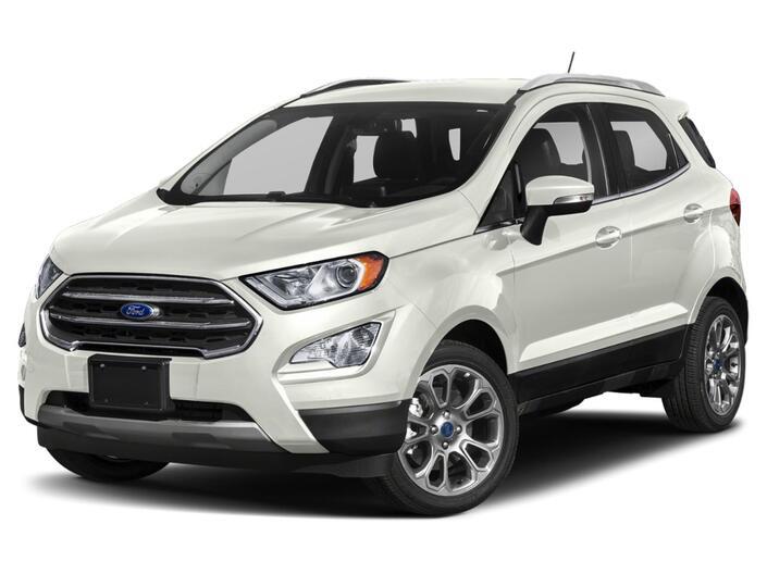 2021 Ford EcoSport Titanium Arecibo PR