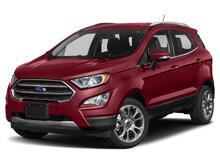 2021_Ford_EcoSport_Titanium_ Pampa TX